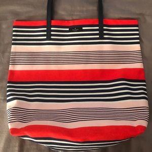 New Kate Spade bon shopper tote bag